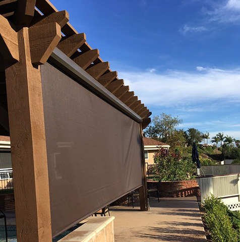 San Diego Exterior Shades