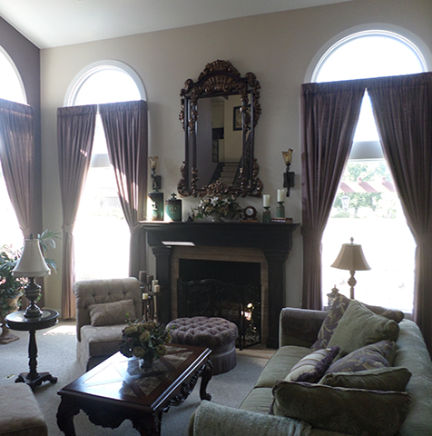 San Diego Soft Window Treatments
